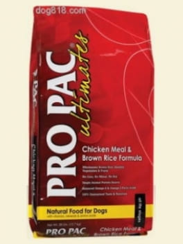 PRO PAC® Ultimates™ Chicken Meal & Brown Rice Formula 26.5LBS