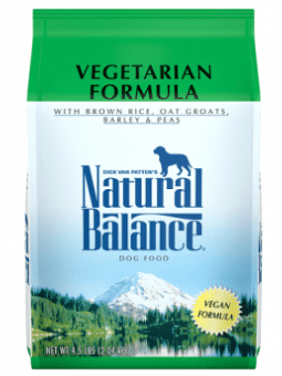 NATURAL BALANCE VEGAN 純素 成犬糧 4.5LB